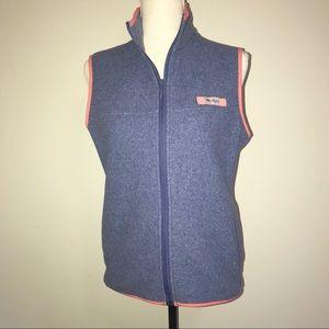 Columbia fleece vest size small